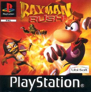 Screenshot Thumbnail / Media File 1 for Rayman Rush [U]